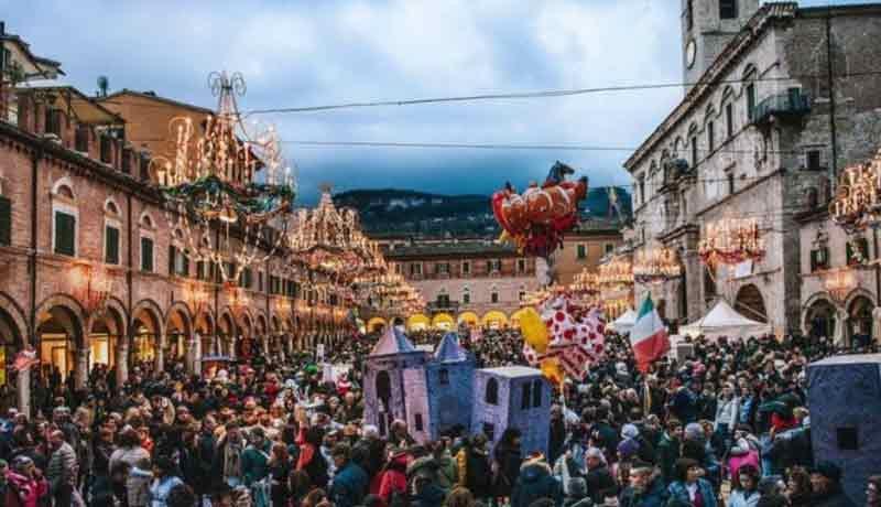 Carnevale di Ascoli, ecco l'elenco dei gruppi mascherati delle scuole