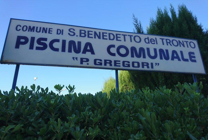 Piscina Comunale San Benedetto Del Tronto.Project Financing Piscina Comunale Gregori Piceno News 24