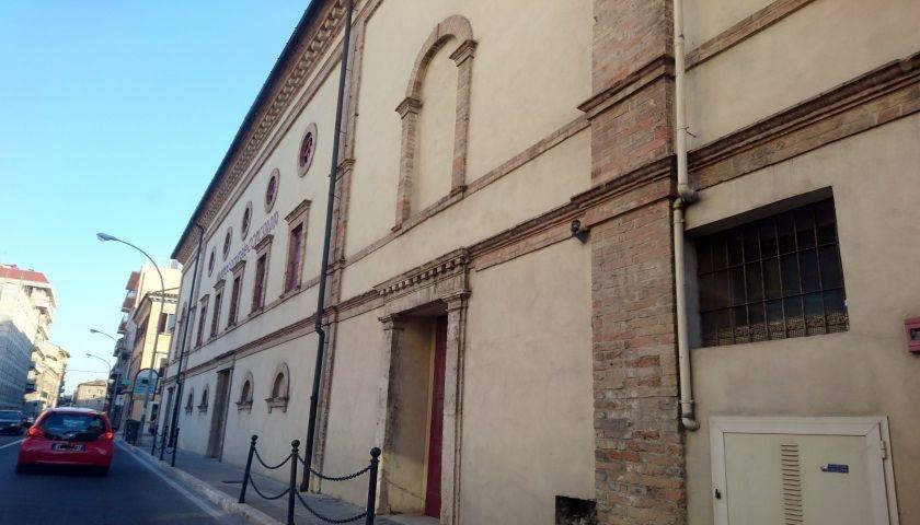 Il Teatro Concordia di San Benedetto