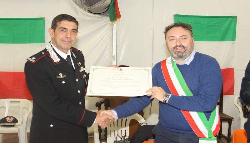 Cittadinanza onoraria Acquasanta