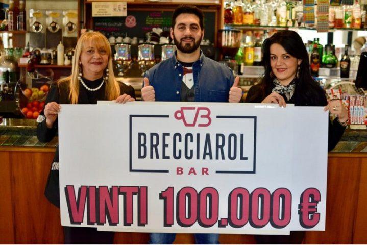 10eLotto Brecciarol Bar