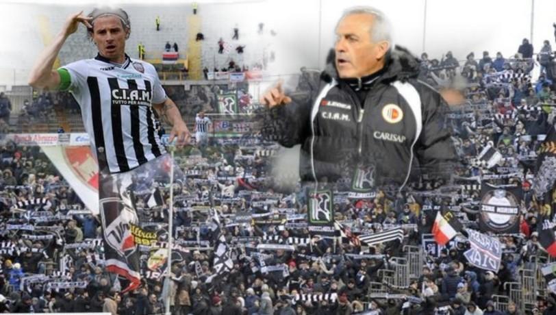 Accantonare le polemiche per il bene dell'Ascoli: con il Cesena un solo risultato