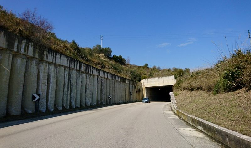 Tunnel di Santa Lucia, si ipotizza un danno di 100mila euro