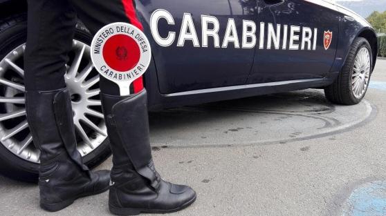 Controlli dei Carabinieri, un uomo allontanato da casa per maltrattamenti