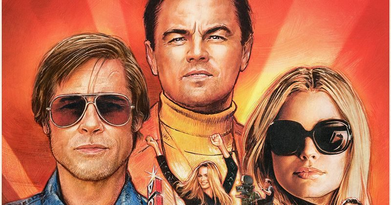 """Il CineOcchio – """"C'era una volta a…Hollywood"""", il 9° film di Tarantino dal cast stellare"""