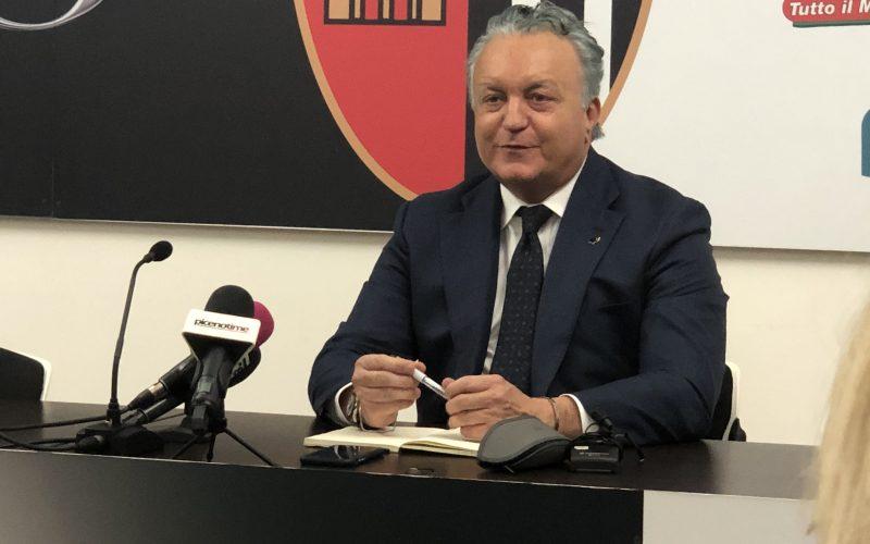"""Ascoli, Pulcinelli a tutto campo: """"Tosti ripensaci. Zanetti non è in discussione. La sede rimane qui"""""""