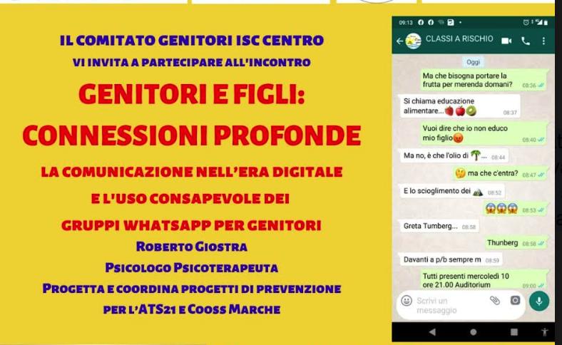 San Benedetto, un incontro sui temi della comunicazione attraverso i social