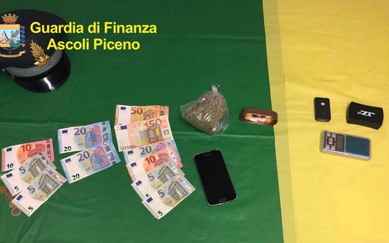 Movida, la Finanza arresta un giovane per spaccio