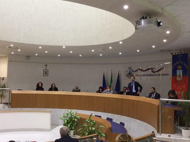 San Benedetto, ecco il nuovo Consiglio Comunale