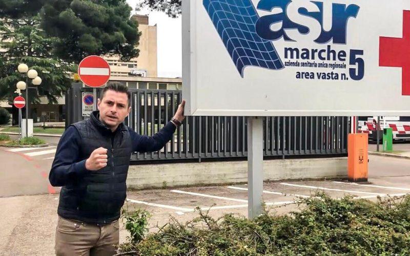 """Fioravanti: """" La sanità del Pd regionale allo sbando, vogliamo un servizio valido nel sud delle Marche"""""""
