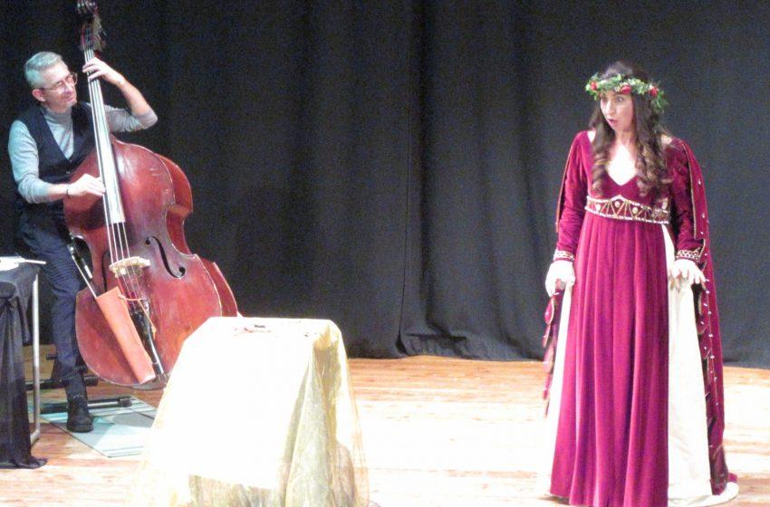 Cristiana Castelli e Roberto Pascucci