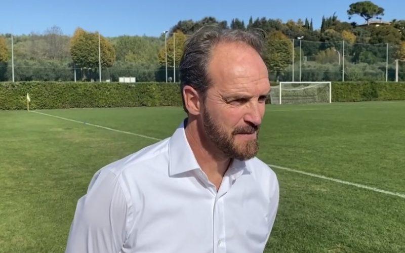 Zironelli si presenta: «Vamos Samb, qui ci sono giocatori importanti»