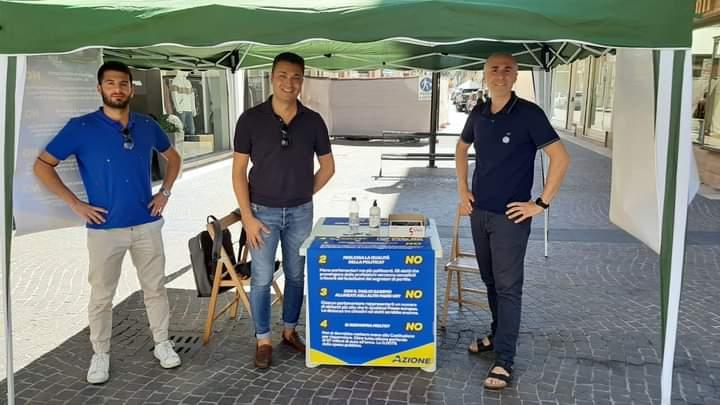 Politica, Azione programma le amministrative di San Benedetto