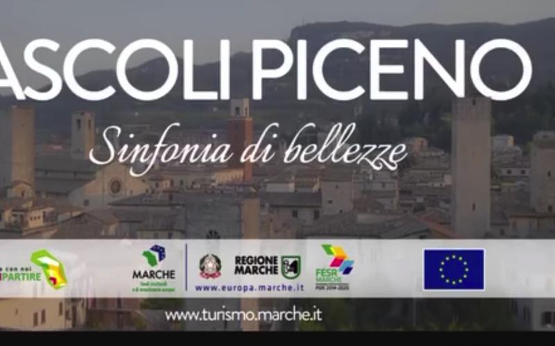 """VIDEO – Ascoli, la promozione è una """"Sinfonia di Bellezze"""""""