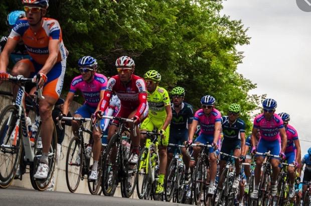 """Dopo la tappa del Giro d'Italia, presentazione del libro """"Marche- Terra di grande ciclismo"""""""
