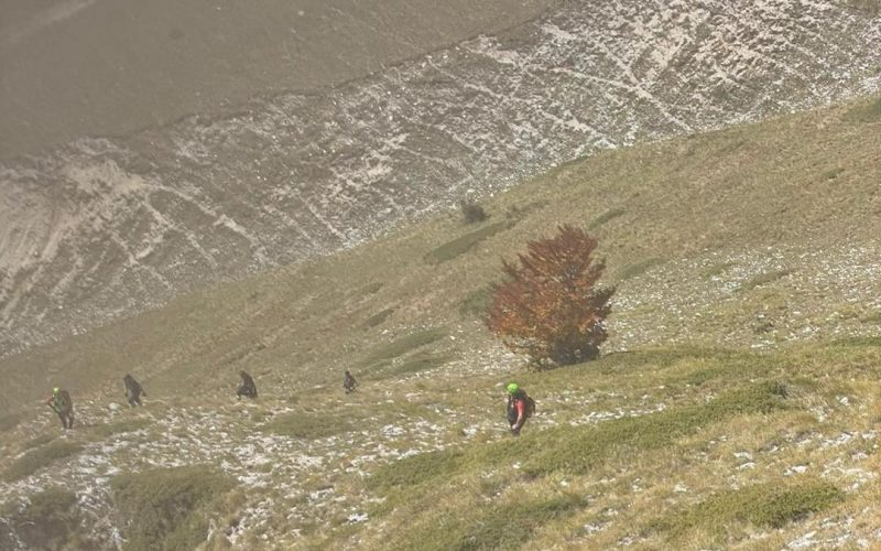 Escursionista perde la vita durante un'uscita in montagna
