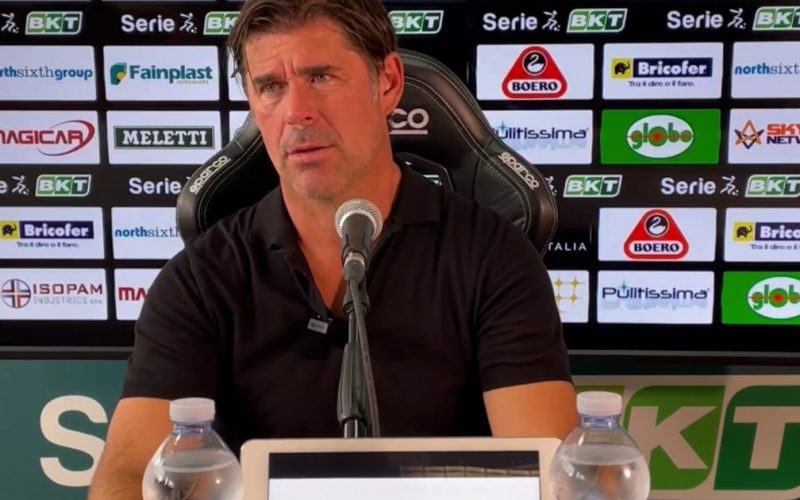 """Ascoli, Sottil: """" Abbiamo fatto una grande partita ma gli errori si pagano caro"""""""